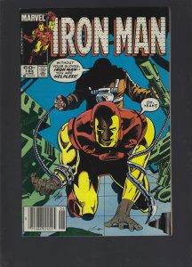 Iron Man #183 (1984)