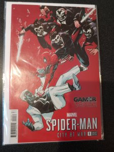 Spider-Man: City at War #1 ~ 1:25 Tsang Variant