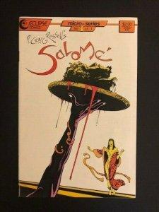 Eclipse Comics P. Craig Russell's SALMONE #1 VERY FINE (A89)