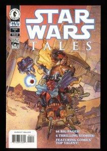 Star Wars Tales #4 NM+ 9.6 1st Dark Troopers!