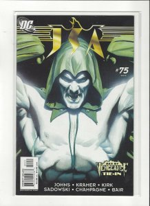 JSA #75 DC Comics  NM