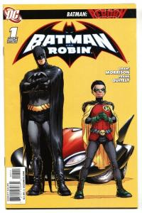 Batman and Robin #1 1st issue DC comic book 2009 NM-