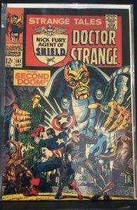 Strange Tales #161 (1967)