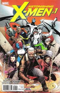 Astonishing X-Men (2017 series) #1, NM (Stock photo)