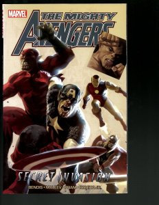 The Mighty Avengers Vol. # 3 Marvel Comic Book TPB Novel Secret Invasion J402