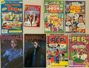 Modern other archie comic titles lot 41 different