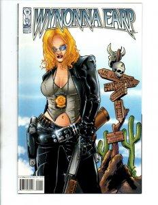 Wyonna Earp #1 - sexy sexy police woman - IDW - 2003 - VF/NM
