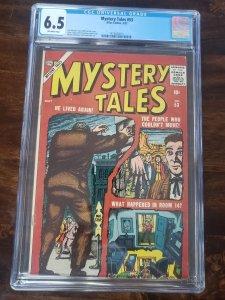Mystery Tales 53 CGC 6.5