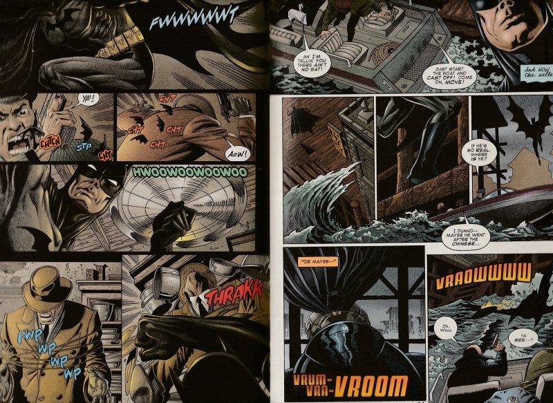 Batman – Legends of the Dark Knight # 137 Terror Part 1