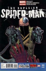 Superior Spider-Man #4 (2nd) VF/NM; Marvel | save on shipping - details inside