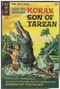 KORAK SON OF TARZAN 20 VG-F Dec. 1967 COMICS BOOK