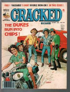 Cracked #172 1980-Major Mags-John Severin-Don Orehek-Bill Ward-VG/FN