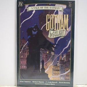 Batman: Gotham by Gaslight (1989) VF/NM Unread Intro by Robert Bloch