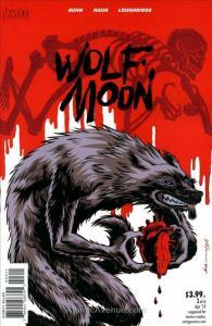 Wolf Moon #3 VF/NM; DC/Vertigo | save on shipping - details inside