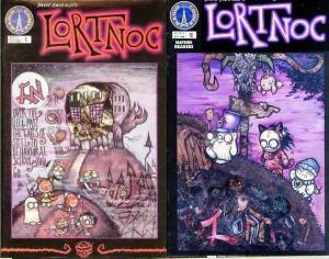 LORTNOC (1998 RADIO) 1-2  David Sainz  GOTH!
