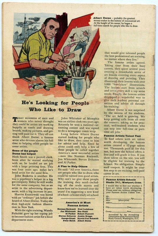 Tales of Suspense 43 Jul 1963 (UK price variant) VG (4.0)
