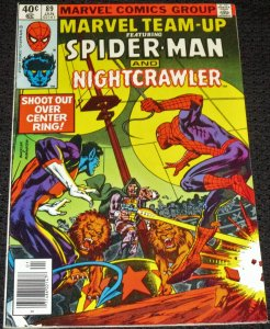 Marvel Team-Up #89 (1980)