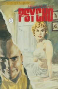 Psycho (Alfred Hitchcock's…) #1 FN; Innovation | save on shipping - details insi