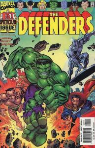 DEFENDERS (2001) 1-12  COMPLETE 2ND SERIES!