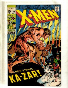11 Uncanny X-Men Marvel Comics # 62 146 185 186 187 189 190 196 197 198 200 HY5