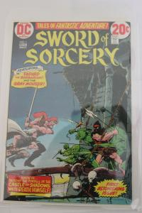 Sword of Sorcery #1 (March 1973, DC) VF/NM