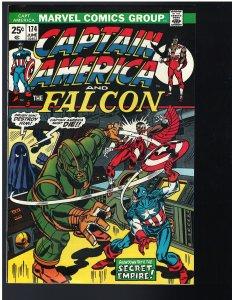 Captain America #174 (DC, 1974) - MVS Intact