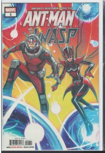 Ant-Man & the Wasp  #1 (Marvel, 2018)