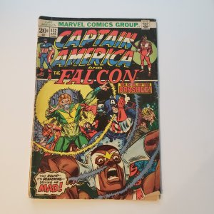 Captain America and the Falcon #172