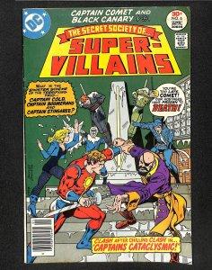Secret Society of Super-Villains #6 (1977)
