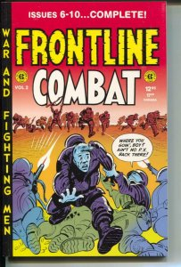 Frontline Combat Annual-#2-Issues 6-10-TPB- trade