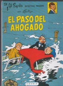 Gil Pupula detective privado numero 3: El paso del ahogado