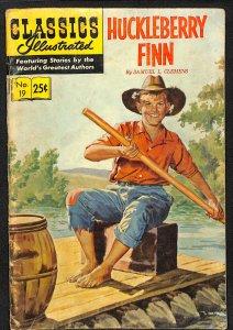 Classics Illustrated #19 (1969)