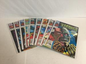Doctor Strange Sorcerer Supreme 45-53 Lot Set Run Vf-Nm Very Fine-Near Mint