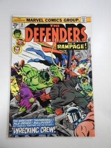 The Defenders #18 (1974)
