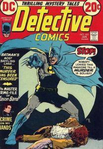Detective Comics (1937 series) #431, VG (Stock photo)
