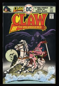 Claw the Unconquered #6 FN/VF 7.0