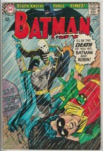 Batman # 180 Strict VF/NM High-Grade 1st Death-Man Artist Bob Kane listed