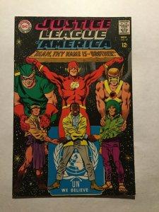 Justice League Of America 57 Fine Fn 6.0 Dc Comics