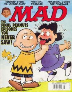 Mad (1952 series) #393, VF- (Stock photo)