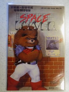 SPACE BEAVER # 4 TEN BUCK COMICS
