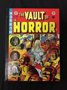 Complete Vault of Horror 5 Volume set with Slipcase EC Comics Russ Cochran
