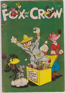 Fox and the Crow #21 (1954)