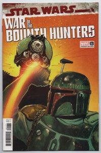 Star Wars: War of the Bounty Hunters Alpha #1  ITC1140