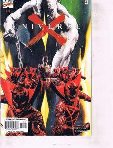 Lot Of 5 X Universe Marvel Comic Book #10 11 12 X1 Omnibus 1 Iron Man  AH8