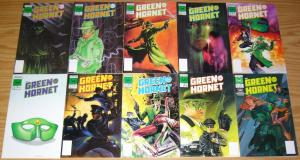 Green Hornet #1-14 VF/NM complete series - now comics - steranko - sienkiewicz