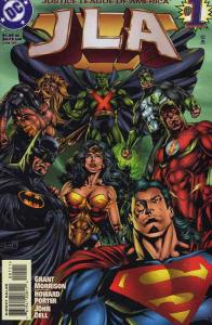 JLA (1997) 1-125,ANN 1-4  The COMPLETE Series!