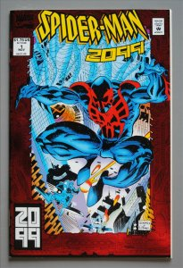 Spider-Man 2099  #1  VF+ Actual Photo