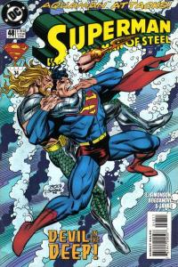 Superman: The Man of Steel #48, NM (Stock photo)