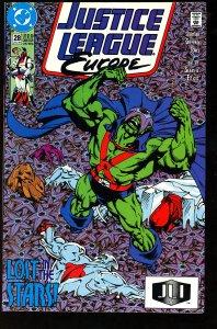 Justice League Europe #28 (1991)