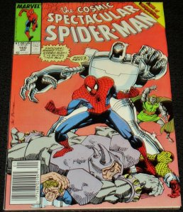 The Spectacular Spider-Man #160 (1990)
